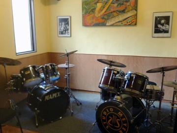 Sala de Bateria Studio Meyer